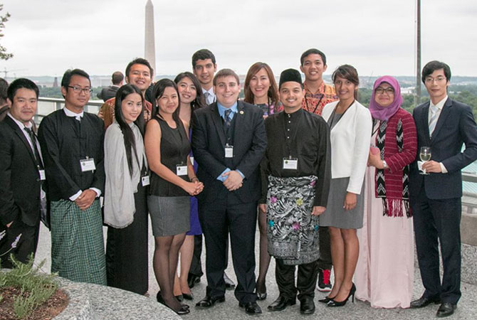 YSEALI-ACYPL-USINDO Professional Fellows Program