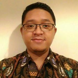2017 Edward E. Masters Fellow Jhendra Ageng Samodra
