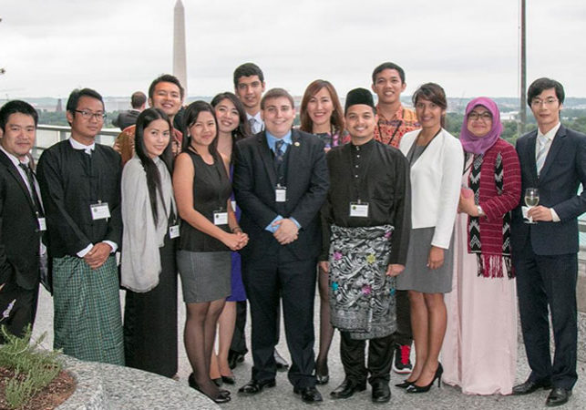 YSEALI-ACYPL-USINDO Professional Fellows Program
